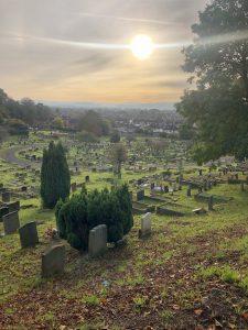 Milton Road Cemetery Wide