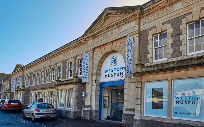 Weston Museum Fascia