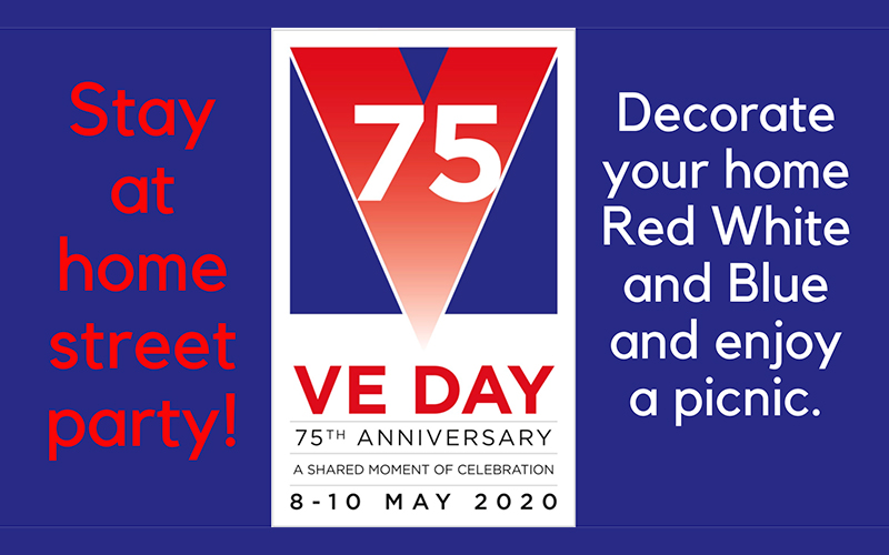 75th Anniversary VE Day